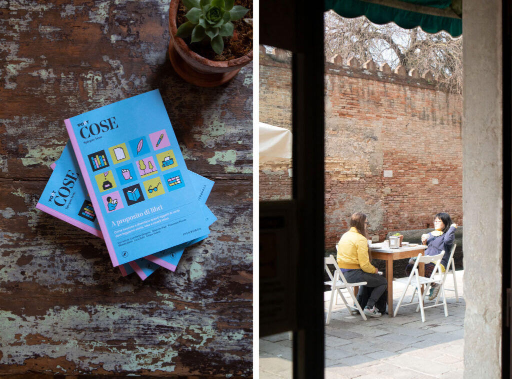 sullaluna | libreria & caffetteria vegetariana a Venezia