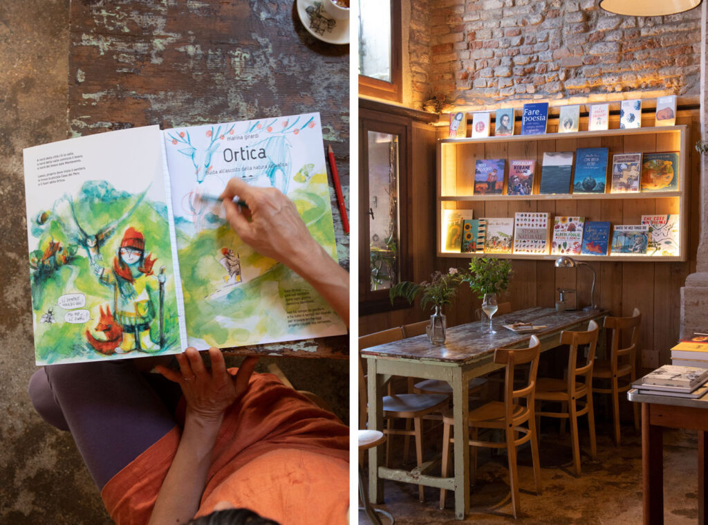 sullaluna | libreria a Venezia