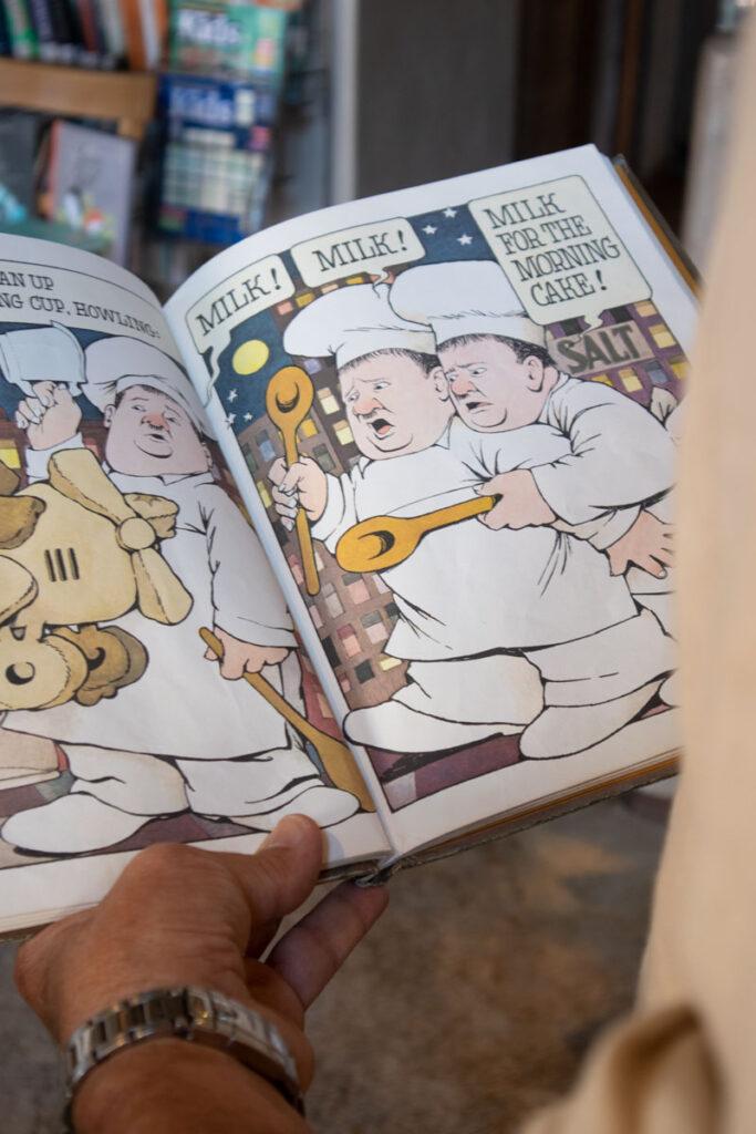 sullaluna   libreria a Venezi