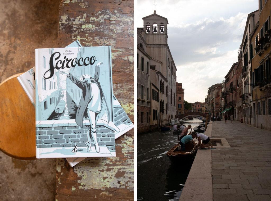 sullaluna | libreria e bistrot a Venezia