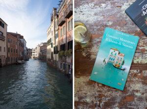 sullaluna libreria e bistrot vegetariano a Venezia