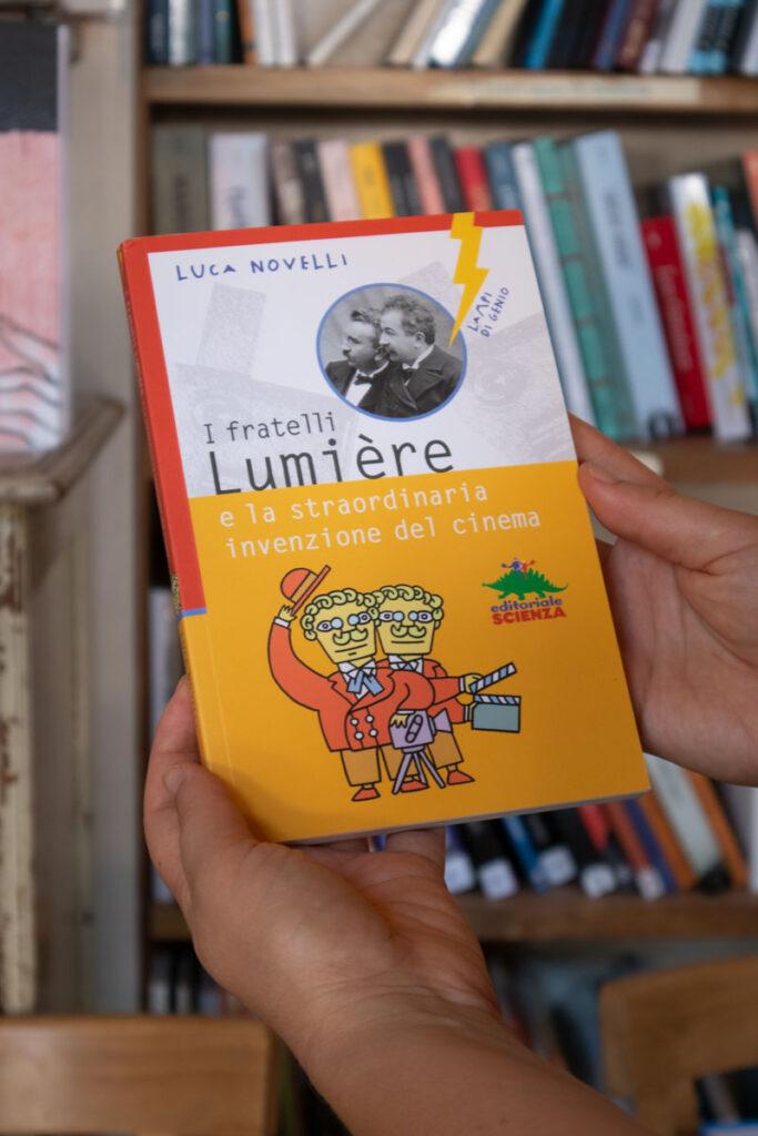 libreria a venezia sullaluna