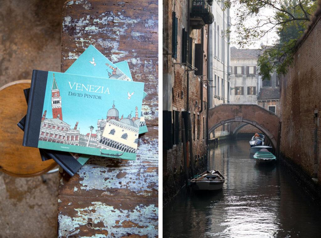 libreria a Venezia | sullaluna