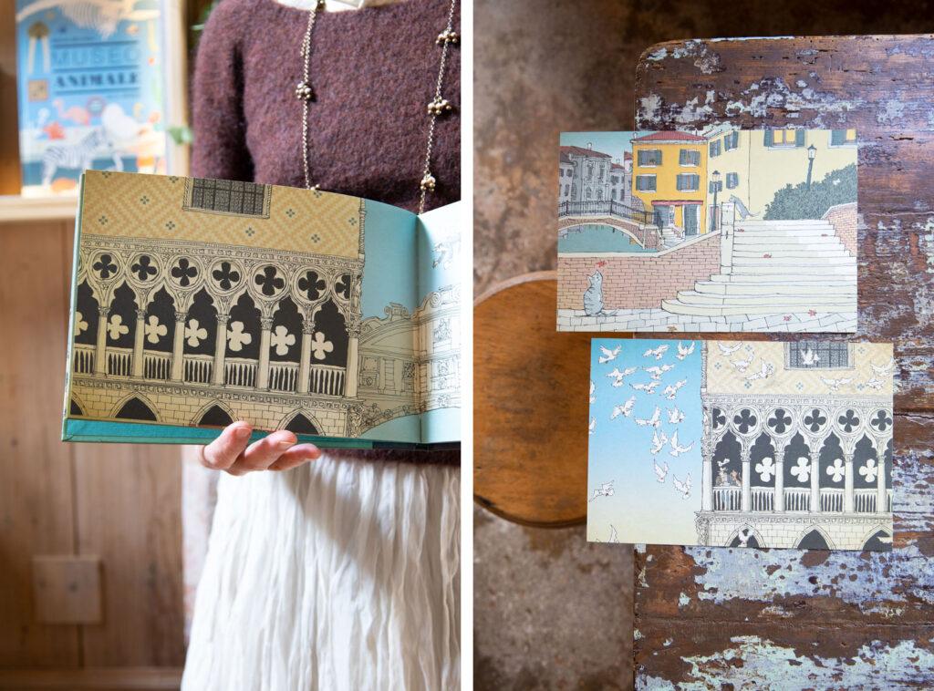libreria a Venezia | sullaluna libri su Venezia